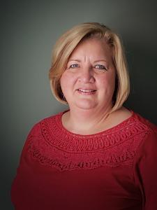 staff photo: Deb Dewese, Office Associate